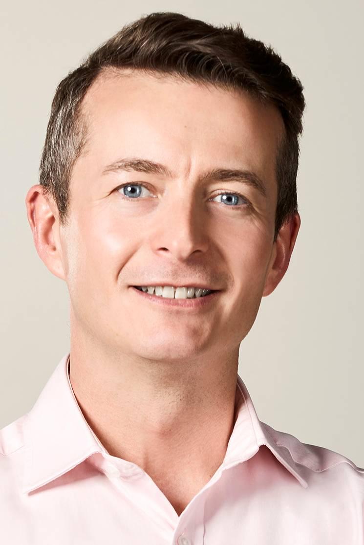 Dr Liam Egan